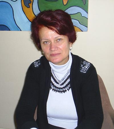 Милица Пешевска Николовска